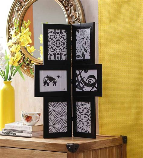 Desk Collage Frame by Novel Folding Table Desk Sweet Memories Collage With 6