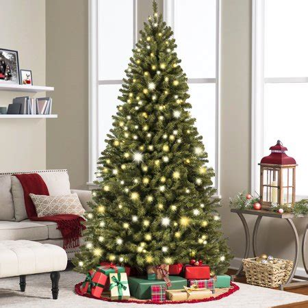 what is a hinged artificial christmas tree best choice products 7 5ft pre lit premium spruce hinged artificial tree w 550 ul 588