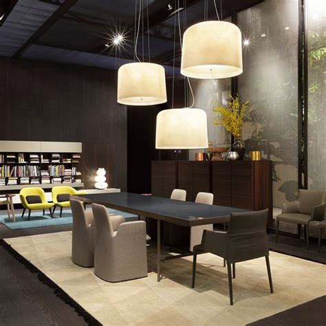Große Lampen Für Hohe Räume  Glas Pendelleuchte Modern