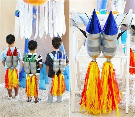 kostüm selber basteln astronauten kost 195 188 m raketen wo fasnacht mit kindern fasching basteln mit kindern