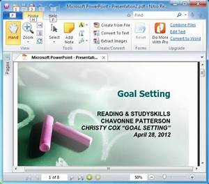 how to create powerpoint handouts in pdf with free nitro With how to create power point template