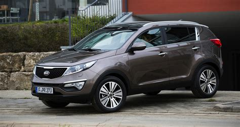 kia sportage updated suv