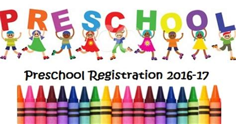 preschool registrations 116 | preschool%20registration