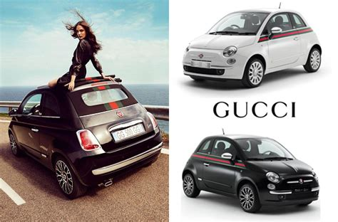Fiat 500 Gucci Edition by Special Editions 2011 Fiat 500 By Gucci Driven To Write