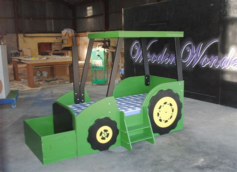 Deere Tractor Bunk Bed by Sweet Dreams In A Deere Bed Field Day