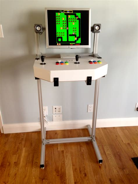 100 xtension arcade cabinet instructions diy arcade