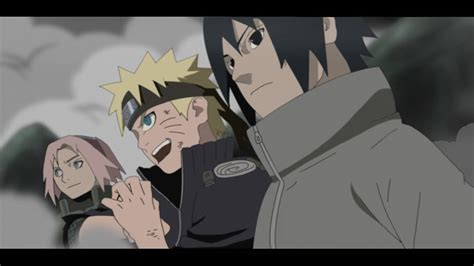 naruto  review team  reunites sasuke declares
