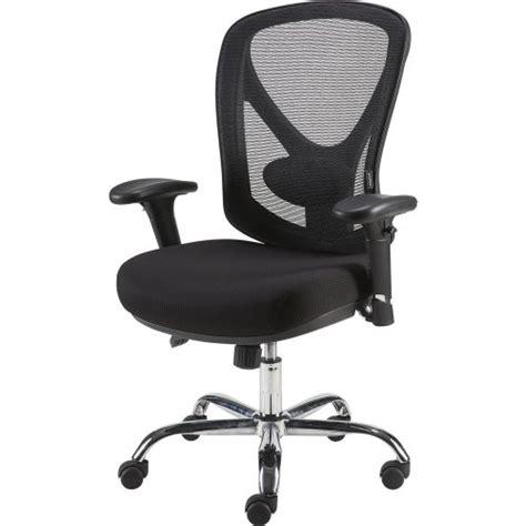 staples crusader mesh ergonomic operator chair black 5yr