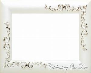 11 Wedding Png Frame PSD Layout Images - Free Wedding ...