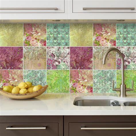 floral patchwork decoracao de azulejos