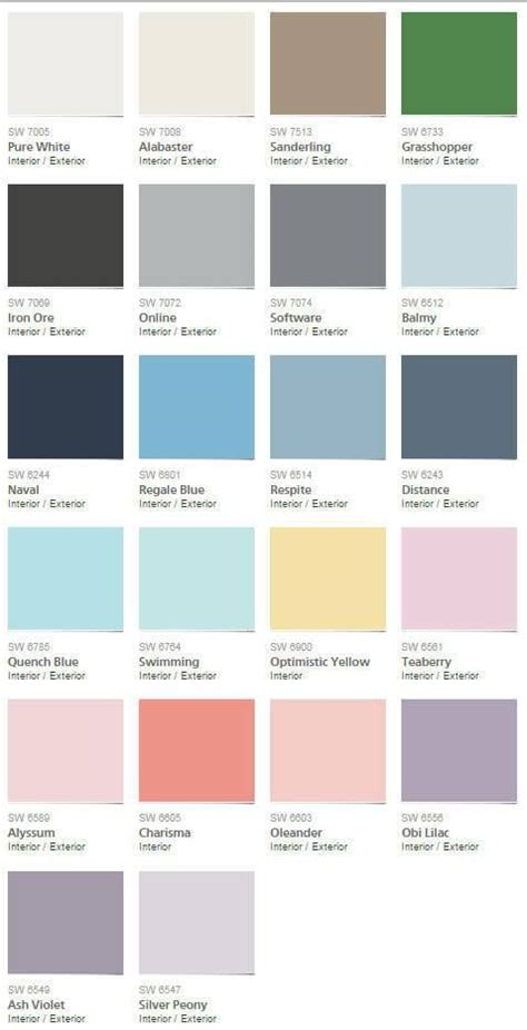 Pottery Barn Interior Paint Colors by 1000 Ideas About Pottery Barn Colors On