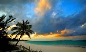 Bahamas Beaches Sunset