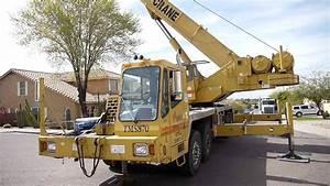 Truck Crane For Children