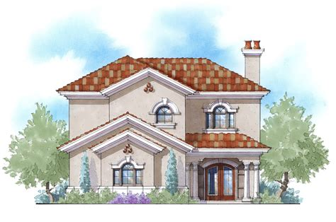 2 Story Energy Smart House Plan