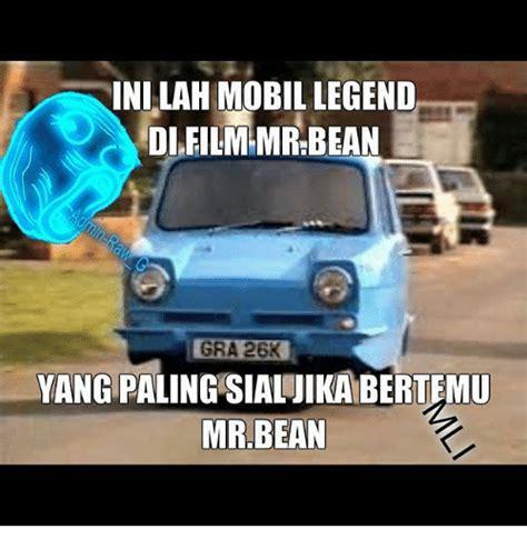 Meme Mobil - inilah mobil legend difilmmr bean igra 26k yang paling sialjikabertemu mr bean mr bean meme