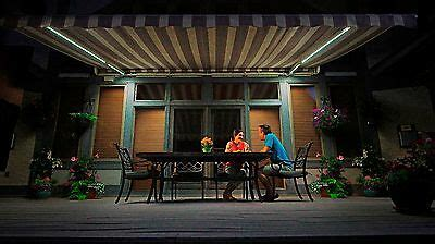 sunsetter awning dimming led lights  sunsetter retractable awnings ebay