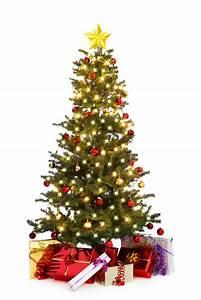 Unique Christmas Tree Clipart