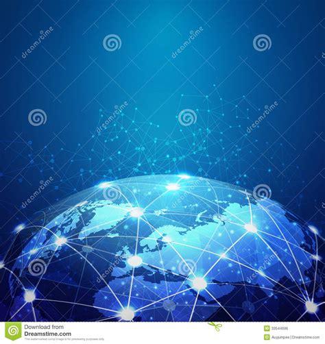 World Mesh Digital Communication And Technology Network