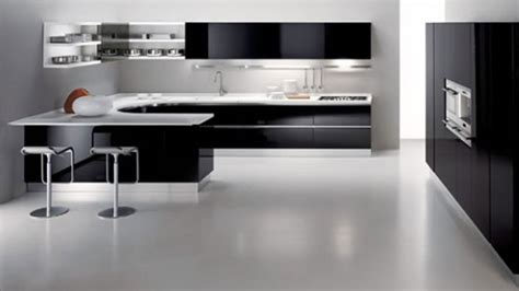 monochrome kitchen design ideas