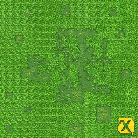 grass pixel art opengameartorg
