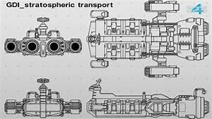 UFO Aliens Ship Blueprints