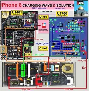 Iphone 6 Charging Problem Solution Jumper Ways