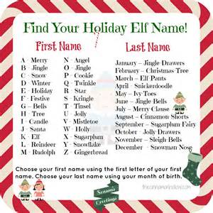 what is your elf name google search stuff pinterest elves google search and google