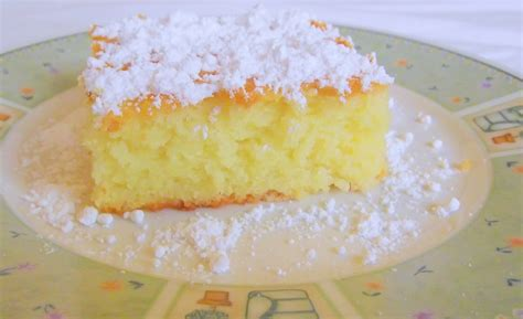 lemon cake recipe a view at five two lemon cake bars 2 ingredients