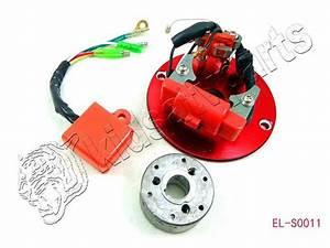 Stator Inner Rotor Kit Crf Xr 70 Xr50 Z 50 Taotao Baja