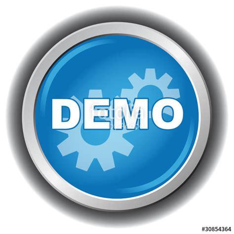 """""""demo Icon"""" Fichier Vectoriel Libre De Droits Sur La"""