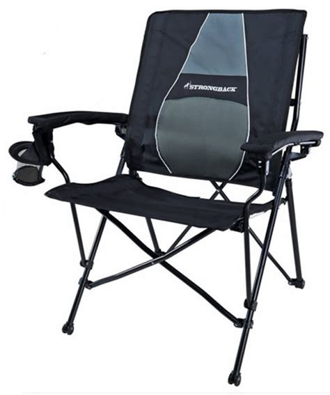 the most comfortable cing chairs