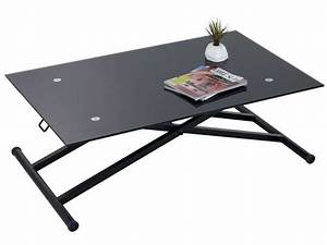 Table Basse Escamotable STAND UP Vente De Table Basse