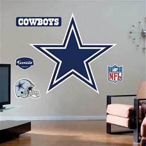 dallas cowboys wall decals cowboys mancave on pinterest With dallas cowboys wall decals for kids rooms