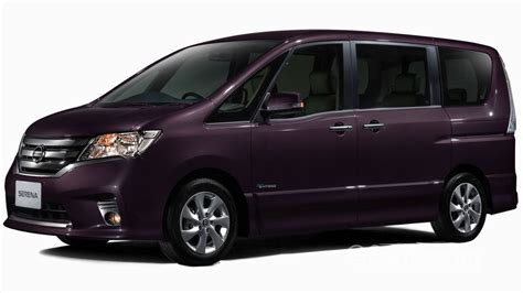 Review Nissan Serena by Nissan Serena S Hybrid 2013 Present Owner Review In