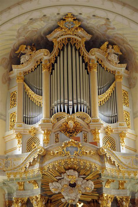 organ  frauenkirche dresden germany dresden