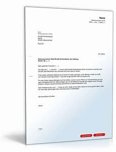 Beste Bank Für Kredit : versp tete sperrung der kredit scheckkarte muster brief ~ Jslefanu.com Haus und Dekorationen