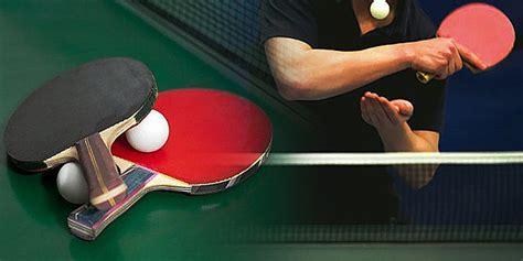 Mengapa bet tenis meja berwarna merah dan hitam? merdeka com