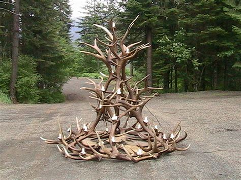antler chandelier kit l deer horn chandelier with authentic look for your