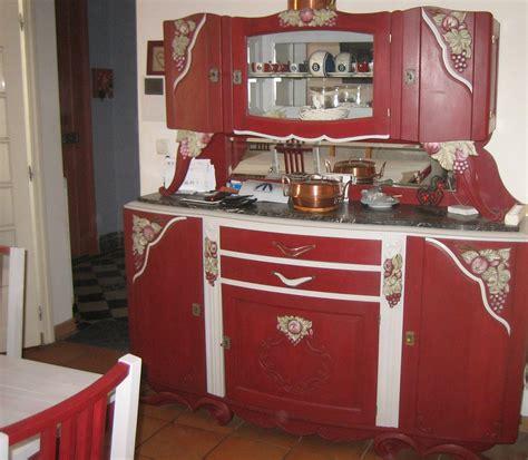 meubles cuisine vintage buffet de cuisine but avant et apres with