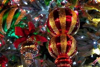Christmas Tree Desktop Ornaments Resolution Pc Mac