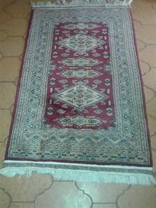 tapis oriental fait main en laine luckyfind With tapis oriental laine