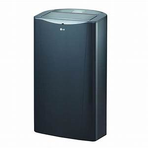 LG Electronics 14,000 BTU Portable Air Conditioner and ...