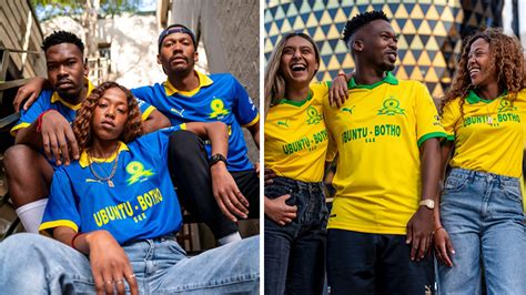 (countable) a hat with a wide brim to shade the eyes from sunlight. PUMA celebrates 50 years of Mamelodi Sundowns | YOMZANSI