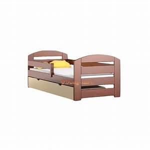 Lit 160 Tiroir : lit enfant en bois de pin massif kam3 avec tiroir 160x70 cm lits 16 ~ Teatrodelosmanantiales.com Idées de Décoration