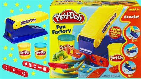 Doh Mainan Anak mainan anak anak play doh factory set for