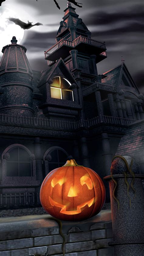 We have 76+ amazing background pictures carefully picked by our community. Halloween iPhone Wallpaper | PixelsTalk.Net