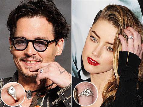 Heartbreak Of Women Everywhere: Johnny Depp Engaged!