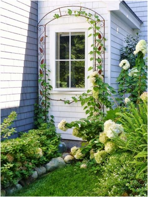 diy trellis ideas   garden