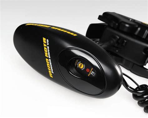 minn kota power drive bt pd   p  technology