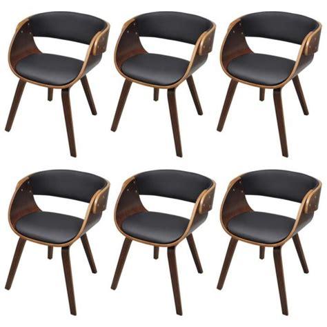 lot 6 chaises lot 6 chaises pas cher 28 images lot de 6 chaises
